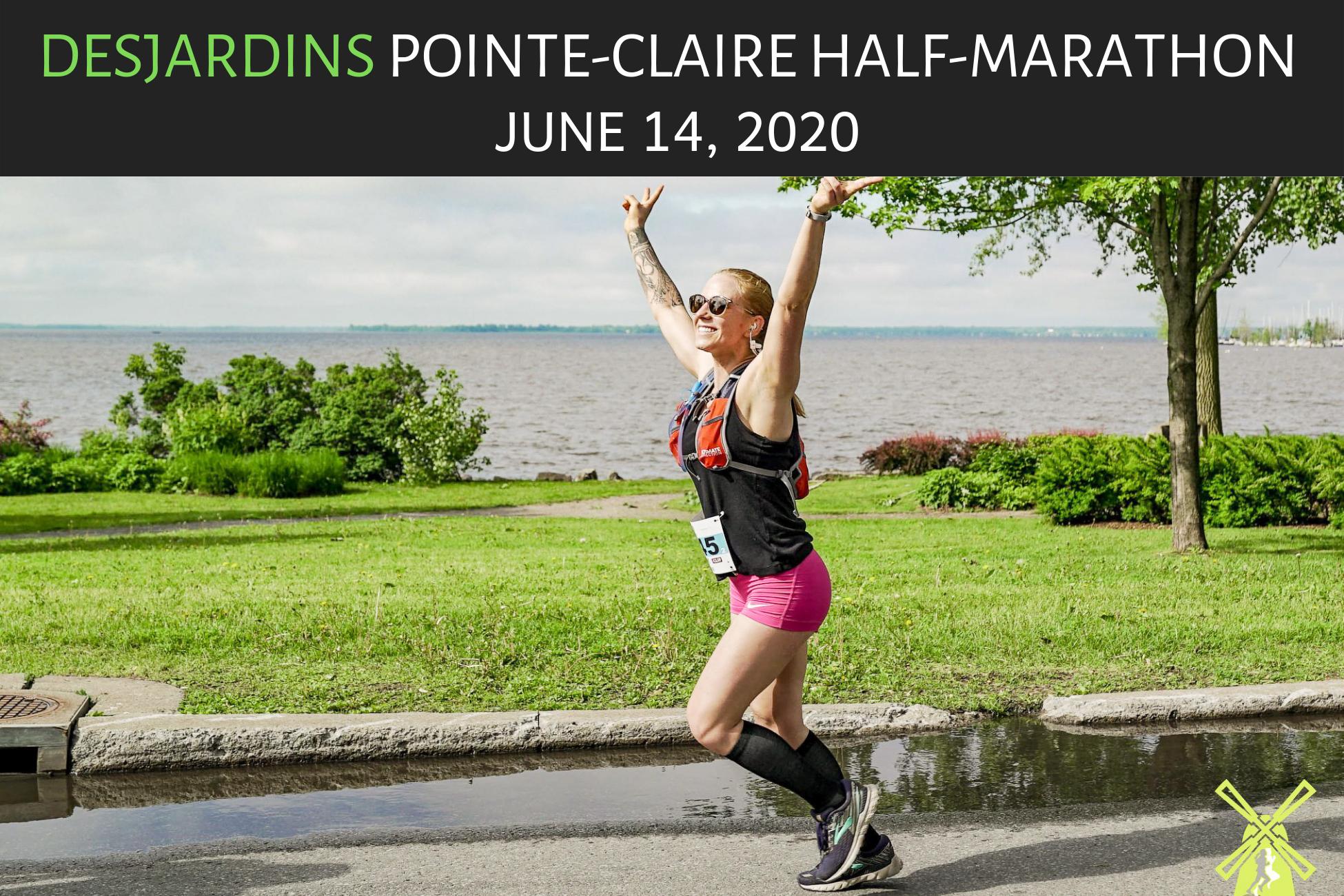 DEMI-MARATHON DE POINTE-CLAIRE 2020 - EN