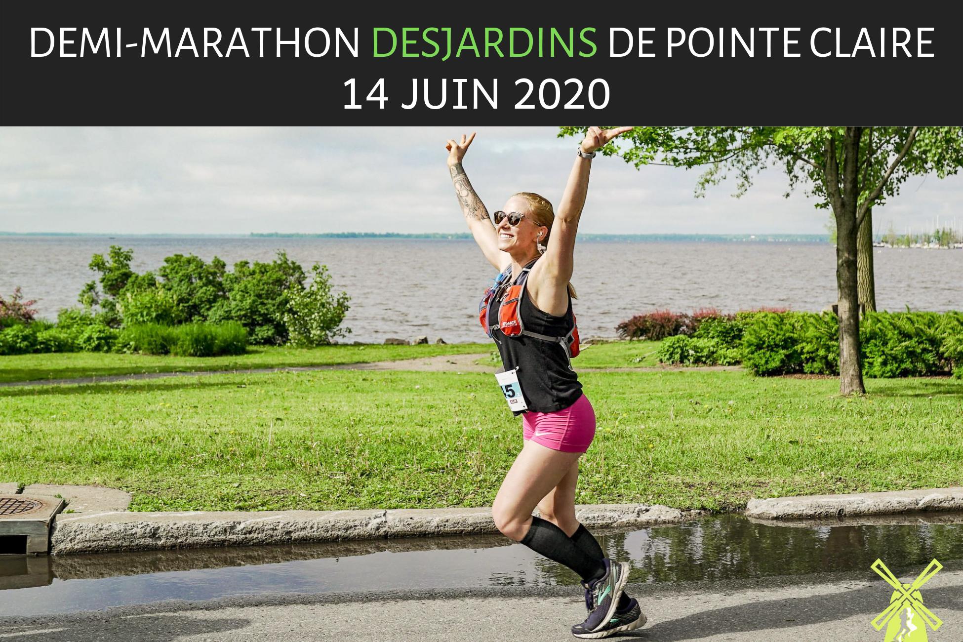 DEMI-MARATHON DE POINTE-CLAIRE 2020 - FR