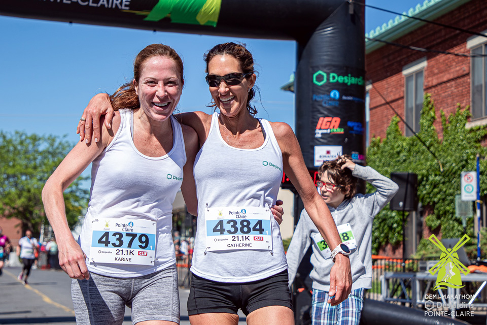 Demi-Marathon de Pointe-Claire